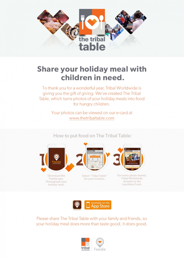 Celebrate the Twelve Days of Christmas, Ad-Agency Style