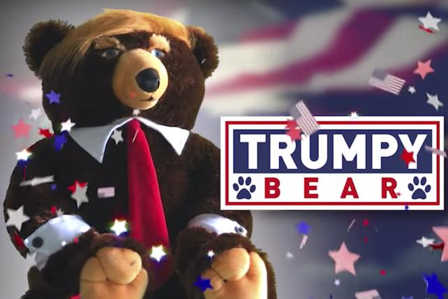 Tuesday Wake-Up Call: The return of Trumpy Bear. Plus, why Big Pharma advertisers love 'The Big Bang Theory'
