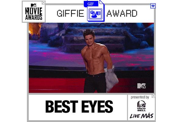Taco Bell-sponsored Tumblr post for MTV Movie Awards