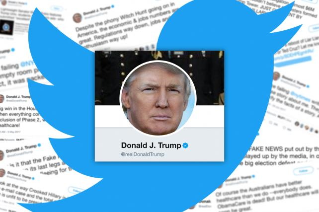 Wednesday Wake-Up Call: Trump attacks Google, Twitter and Facebook, plus Tiffany's good news