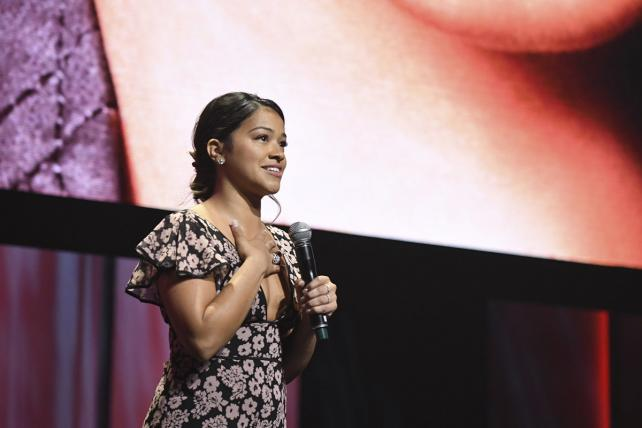 CW Upfronts Diary: In a Pitch for Diversity, Network Reminds Buyers That All Heroes Don't Wear Capes