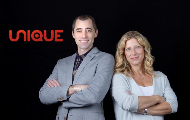 Unique Influence CEO Ryan Pitylak and COO Chantal Pittman