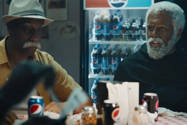 The latest Uncle Drew video talks up the NBA All-Star Game.