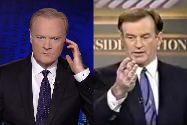 O'Donnell, O'Reilly, O'Geez.
