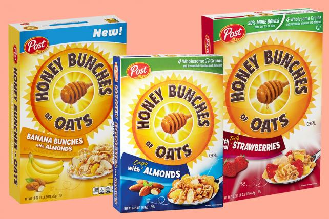 Honey Bunches of Oats hires new agency