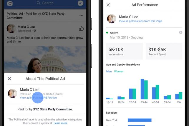 Facebook reveals new verification process for large Pages