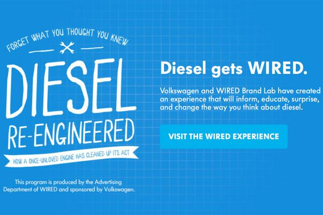 VW website