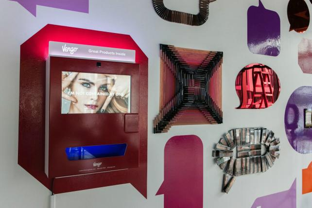 Coty Tries Story Boutique to Show Mass Retailers What's Possible