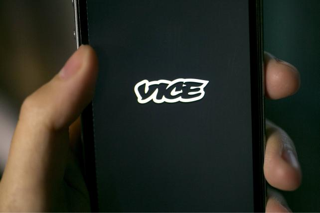 Vice shakeup continues with departure of creative chief
