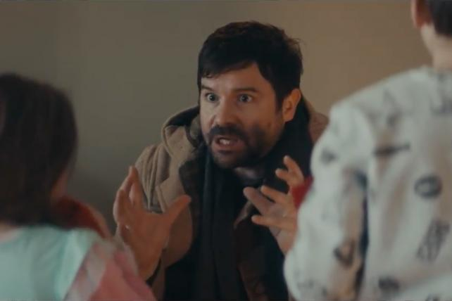Virgin Atlantic and Delta Team on 'Prodigal' Holiday Ads