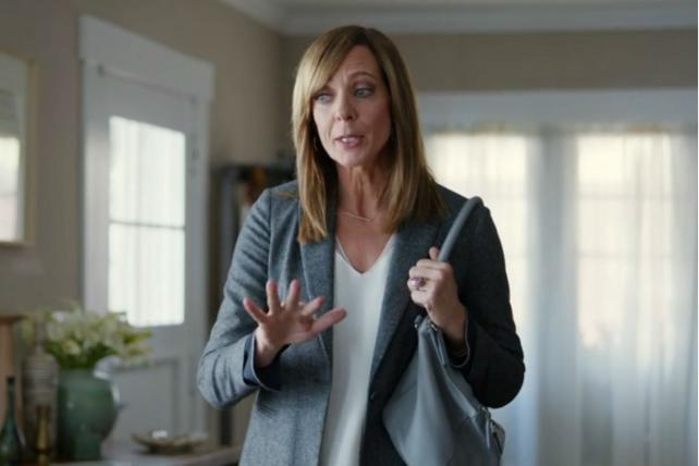 Allison Janney learns about retirement in new Voya campaign.