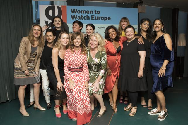 Ad Age Women to Watch Europe entries are now open