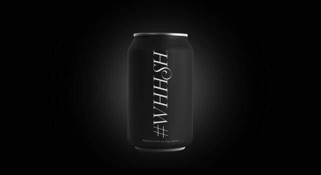 #WHHSH beer, described as a mix between a pale ale and an IPA.