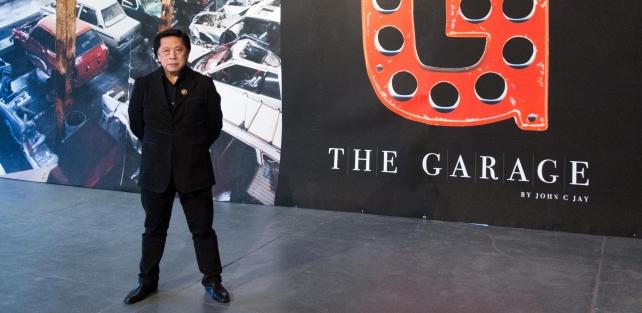 John Jay Launches W+K Garage
