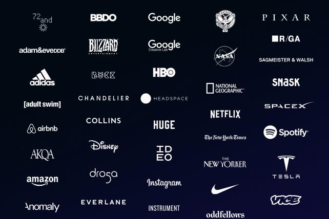 The 50 Companies Creatives Would Kill to Work for Full-Time