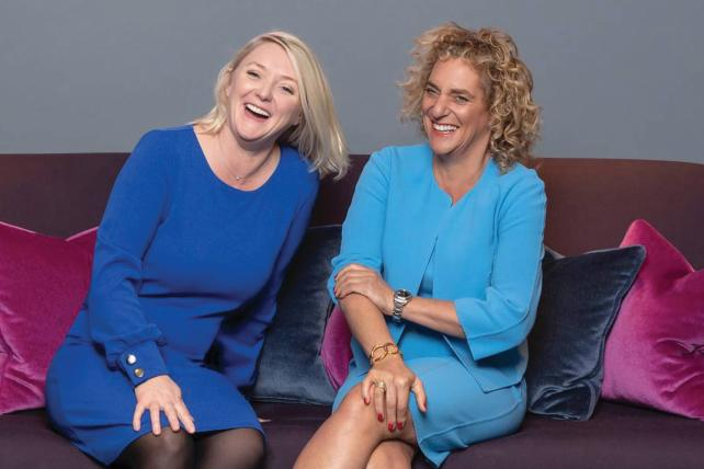 Mel Edwards, Global Chief Executive Officer and Tamara Ingram, Chairman, Wunderman Thompson