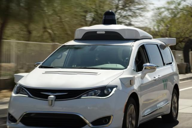 Waymo will launch first commercial robotaxi service in U.S. next month