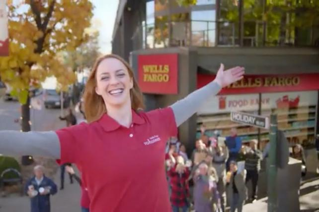 Watch the newest ads on TV from Wells Fargo, Amazon, Best Buy and more