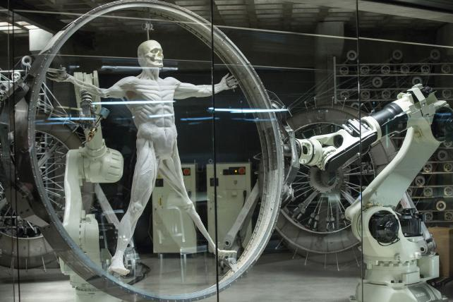 Very little is what it seems in HBO's 'Westworld,' a series about a theme park full of artificial intelligence. Teasing hype from reality in martech AI can be about as confusing.