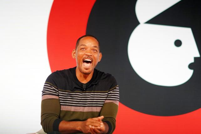 Vin Diesel is sexy and other words of wisdom from Will Smith at Advertising Week
