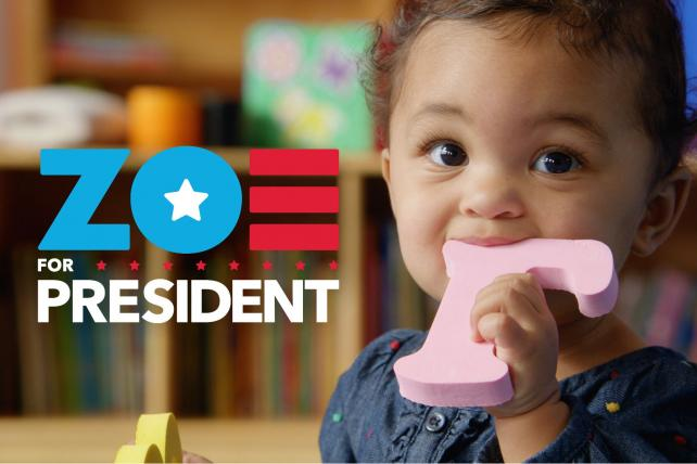 The YMCA will highlight its programs in a new election-themed spot.