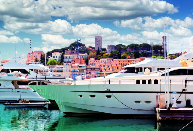 Cannes by the Numbers: Dinner, Entry Fees, Yacht Parking and More