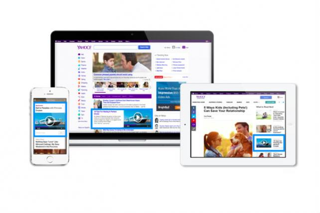Yahoo is adding new 'native' video ads to its sites' content feeds.