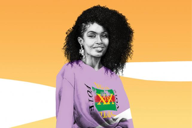 'Black-ish' star Yara Shahidi on authenticity, data privacy and the women she most admires