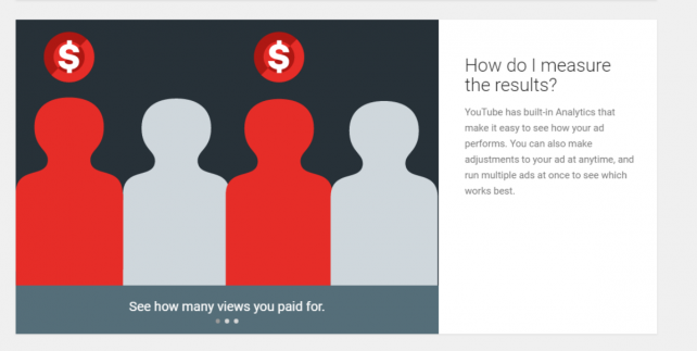 YouTube to Focus on Three Data Points
