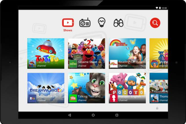 YouTube Kids will be available for Android devices on February 23.