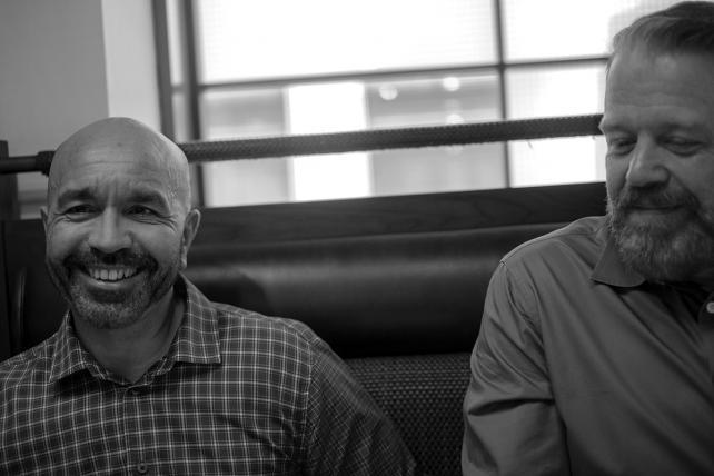 Lorenzo Marquez and Tom Fitzgerald.