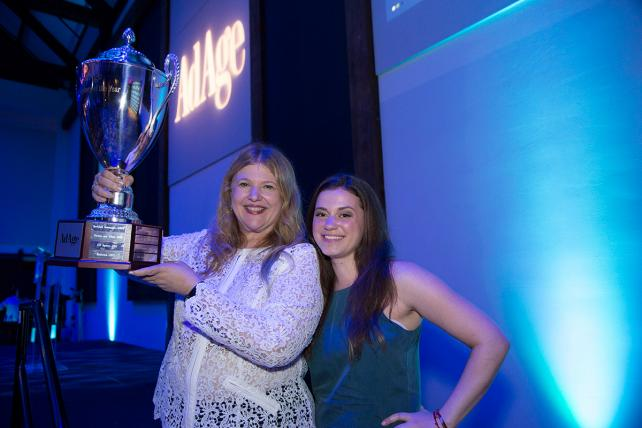 Terri & Sandy, Eleven Win Top Honors at the Small Agency Awards
