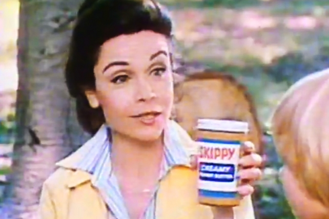 Rewind: Remembering Annette Funicello-and Her Skippy Ads
