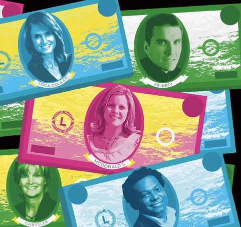 Meet the Marketing Execs Who Dole Out the Money
