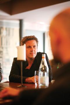 Creatives Roundtable 2008: Martin Cedergren