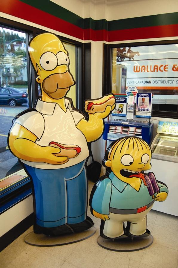 2008 Creativity Award Winner: 20th Century Fox: The Simpsons Movie Marketing Campaign