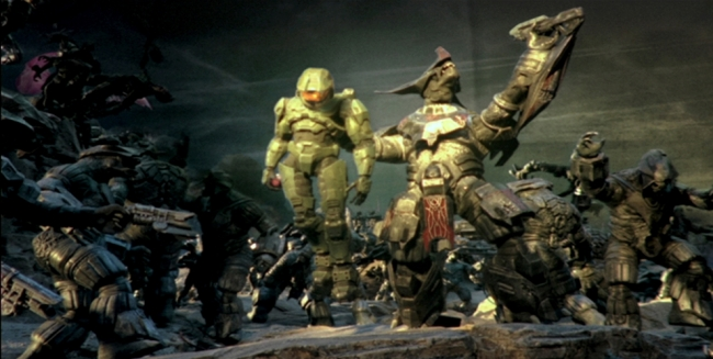 2008 Creativity Award Winner: Halo 3 Launch Campaign