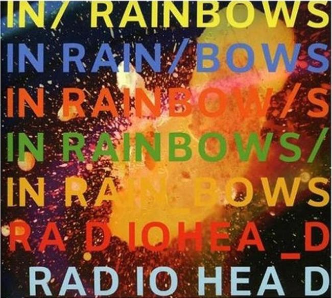 2008 Creativity Award Winner: Radiohead: In Rainbows