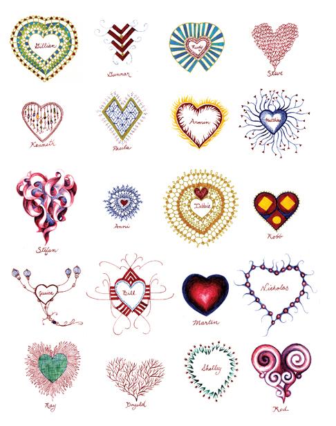 Hearts & Minds: Marian Bantjes