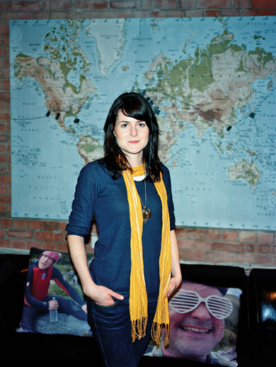 The 2009 Agency Producers: Rachel Bishop