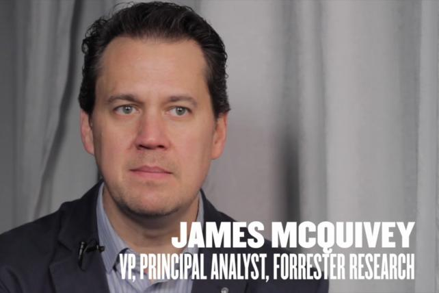 Video: James McQuivey of Forrester Research on Why CRM Is Far From Boring