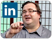 LinkedIn: The Purposefully Unsticky Social-Media Site