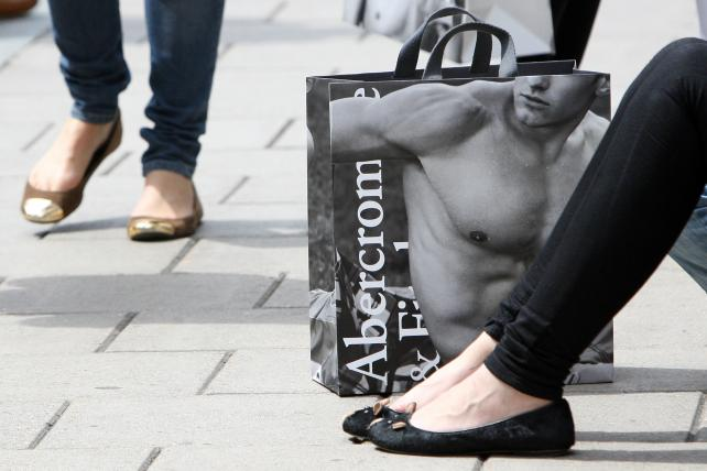 Sexy shopping bags like these will disappear this summer.