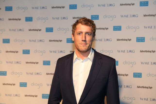 Patrick Milling-Smith, Co-Founder, Executive Producer, Smuggler, C50 alumnus