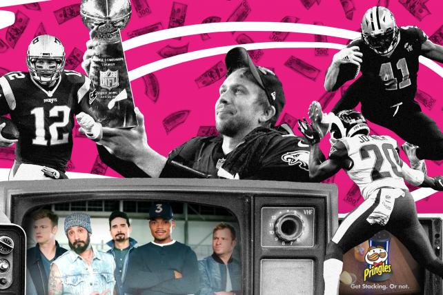 Who's buying commercials in Super Bowl 2019