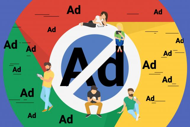 An Industry Effort to Block 'Annoying' Ads Was Quietly Fueled by Google Data