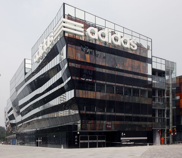 Adidas Opens Its Largest Store Worldwide in Beijing