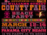 Adult Swim Goes on Spring Break