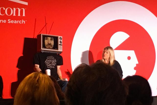 Alex Bogusky at Advertising Week: 'All our wounds are self inflicted'
