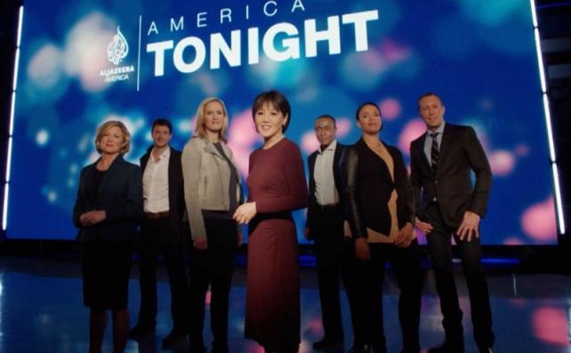 'America Tonight' on Al Jazeera America.